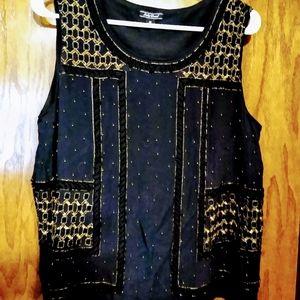 Lucky Brand dress Top